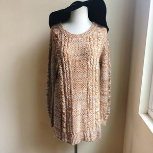 Nordstrom BP Two Tone Sweater Tunic